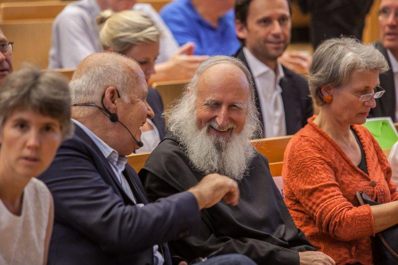 Benefizsymposium Eigenverantwortung am 16. Juli 2015 an der Goethe Universität Frankfurt - Bild 02
