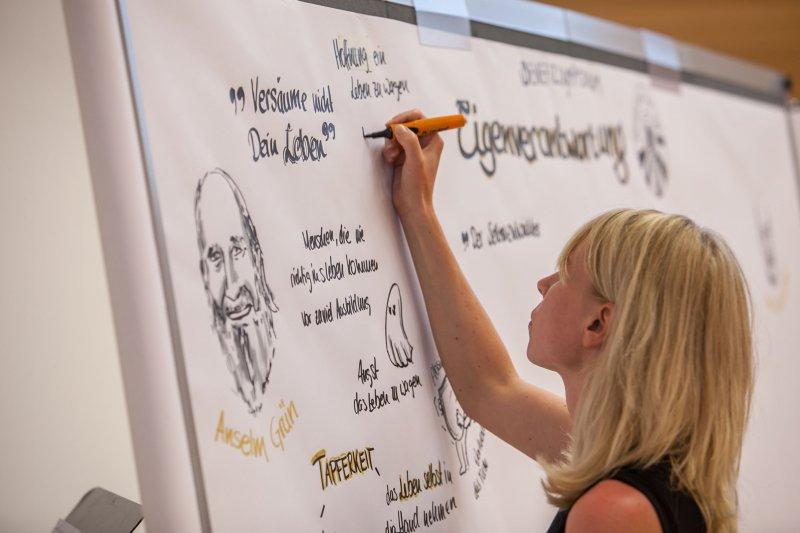 Benefizsymposium Eigenverantwortung am 16. Juli 2015 an der Goethe Universität Frankfurt - Bild 05