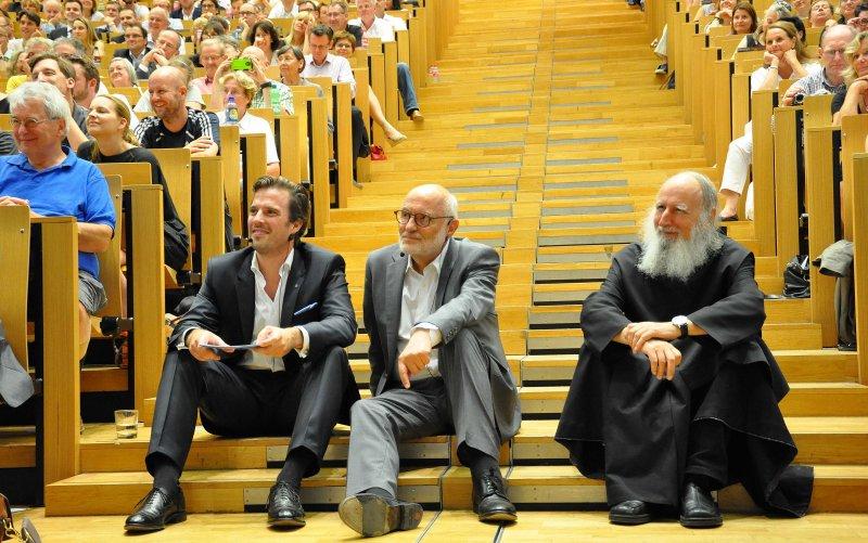 Benefizsymposium Eigenverantwortung am 16. Juli 2015 an der Goethe Universität Frankfurt - Bild 08