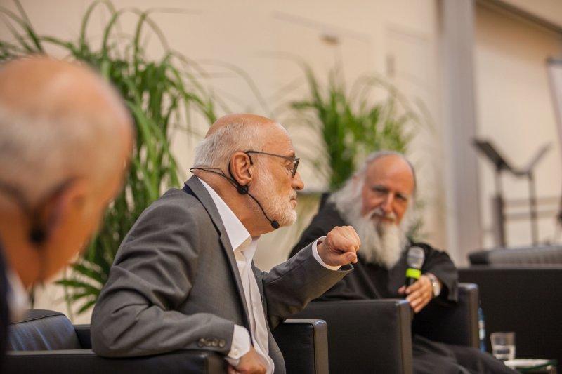 Benefizsymposium Eigenverantwortung am 16. Juli 2015 an der Goethe Universität Frankfurt - Bild 11