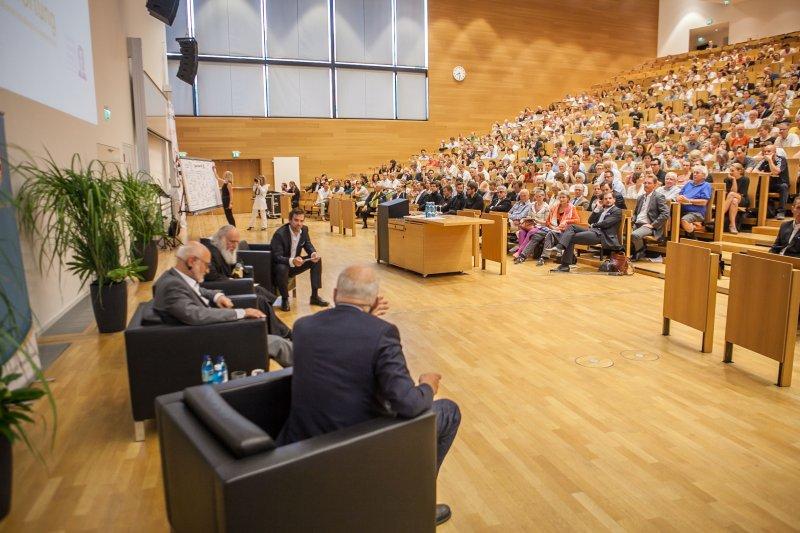 Benefizsymposium Eigenverantwortung am 16. Juli 2015 an der Goethe Universität Frankfurt - Bild 15