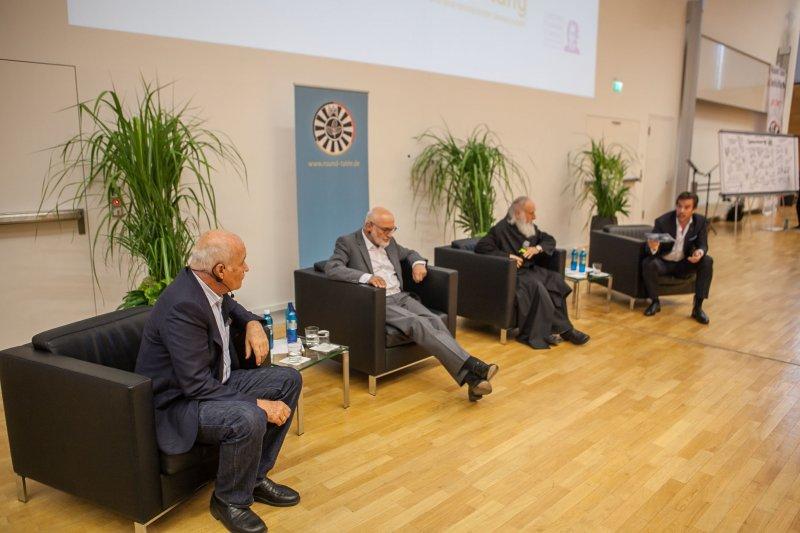 Benefizsymposium Eigenverantwortung am 16. Juli 2015 an der Goethe Universität Frankfurt - Bild 16