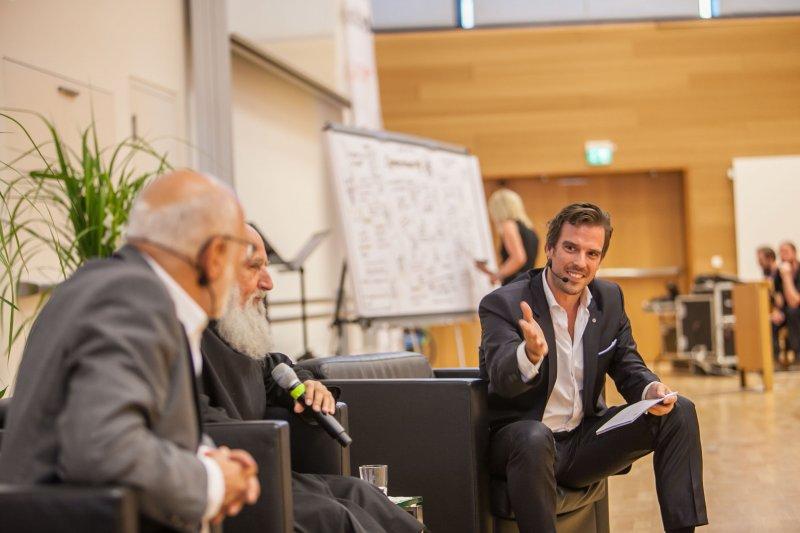 Benefizsymposium Eigenverantwortung am 16. Juli 2015 an der Goethe Universität Frankfurt - Bild 17