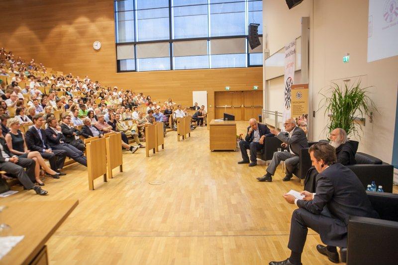 Benefizsymposium Eigenverantwortung am 16. Juli 2015 an der Goethe Universität Frankfurt - Bild 19