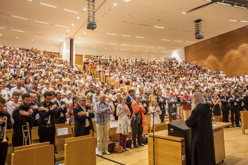 Benefizsymposium Eigenverantwortung am 16. Juli 2015 an der Goethe Universität Frankfurt - Bild 20