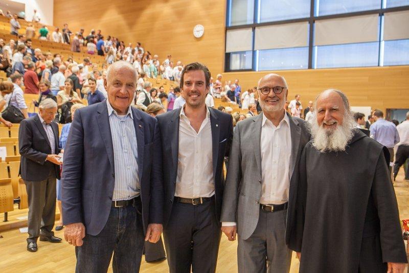 Benefizsymposium Eigenverantwortung am 16. Juli 2015 an der Goethe Universität Frankfurt - Bild 22