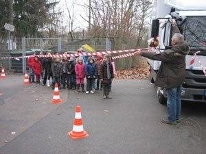 """Aktionstag """"Raus aus dem Toten Winkel"""""""