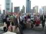 Über den Dächern Frankfurts - 2013