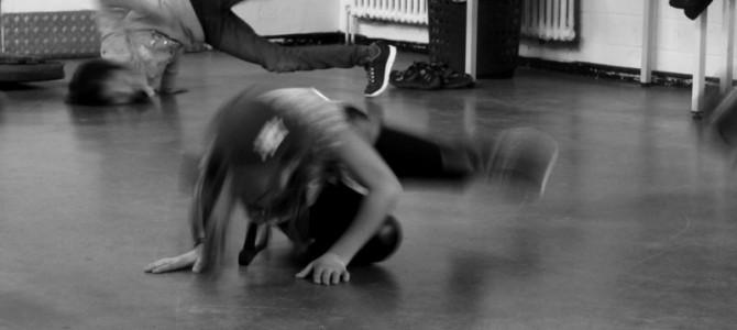 Zeit mit Kindern – Tanzworkshop